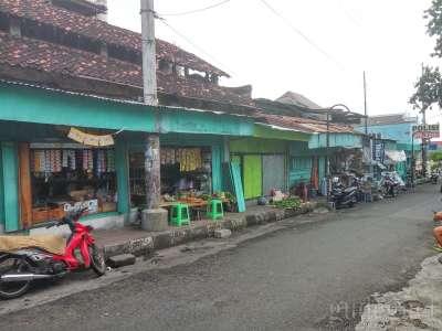 Pasar Ledok Gondomanan Yogyakarta