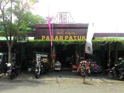Pasar Pathuk Yogyakarta