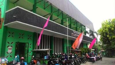 Pasar Karangwaru Yogyakarta