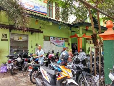 Pasar Demangan Yogyakarta