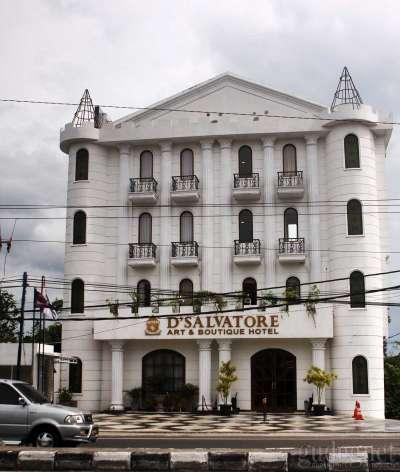 D'Salvatore Art & Boutique Hotel Yogyakarta