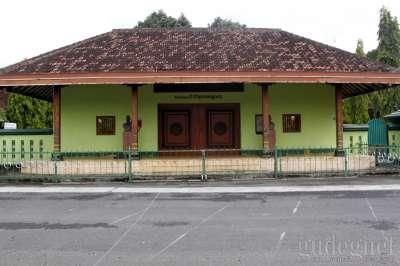 Museum Monumen Pangeran Diponegoro Sasana Wiratama Yogyakarta