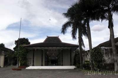 Museum Sonobudoyo Unit II Ndalem Condrokiranan Yogyakarta