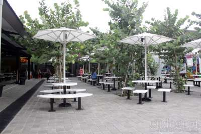 Leyeh-leyeh Food Court Jogja