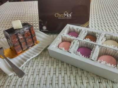 Chez Moi Bakery, Pastry & Chocolate