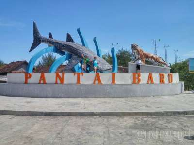 Pantai Baru Bantul Jogja