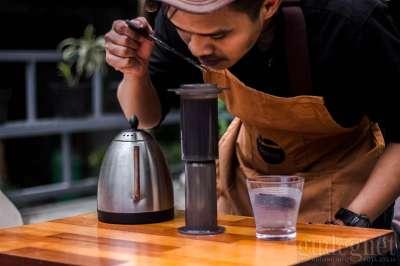 Ekologi Coffee & Coworking Space