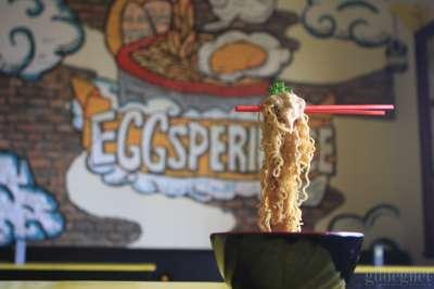 Warung Eggsperience Jogja (sudah tutup)