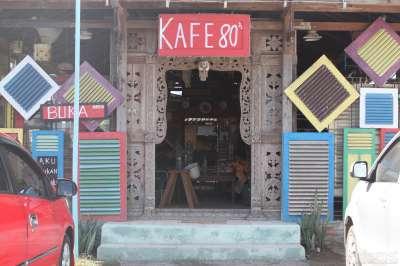 KAFE 80's BOCOR ALUS