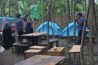 Puncaknya Jogja - Urban Camping