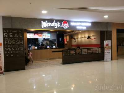 Wendy's Hartono Mall
