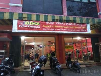 Olive Fried Chicken Glagah Sari Yogyakarta