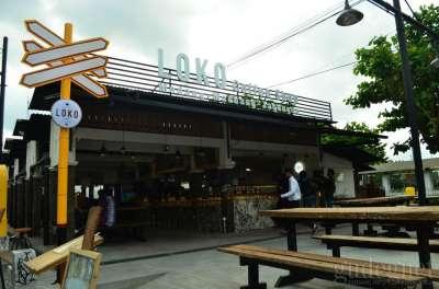Loko Cafe Malioboro