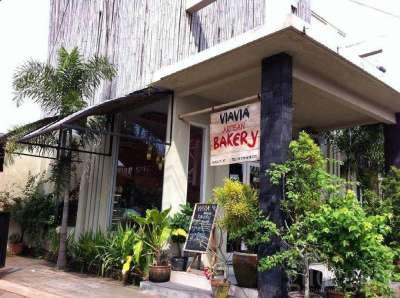 Viavia Cafe & Gallery Yogyakarta