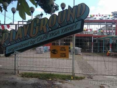Playground Cafe Jogja