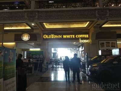 OldTown White Coffee JCM