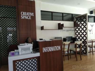 Diskominfo Co Working Space (DCS) Yogyakarta