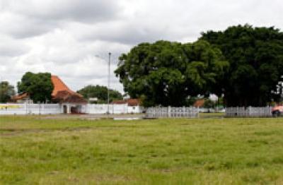 Alun-alun Selatan Yogyakarta