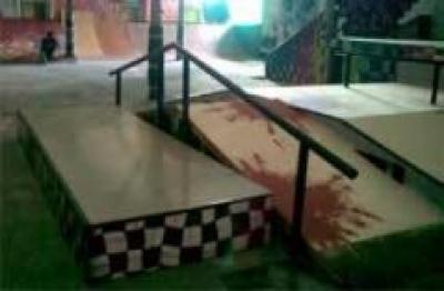 BloodBath Skatepark Yogyakarta