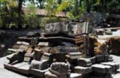 Candi Morangan Yogyakarta