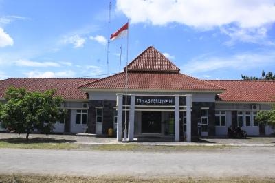 Dinas Perijinan Kabupaten Bantul