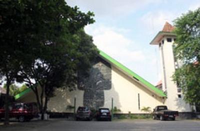 Gereja Santo Albertus Agung