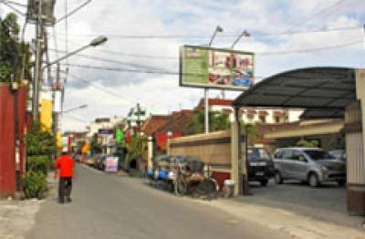Peti Mas Hotel Yogyakarta