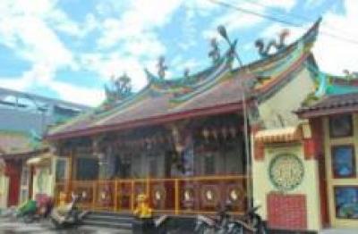 Kawasan Pecinan Ketandan Yogyakarta