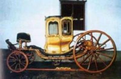 Kereta Kangjeng Nyai Jimat