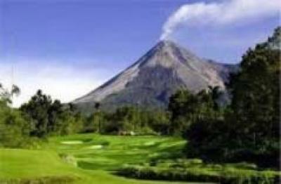 Merapi Golf Course Yogyakarta