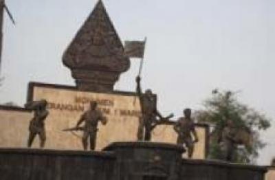 Monumen Serangan Umum 1 Maret Yogyakarta