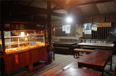 Angkringan Lik Min Yogyakarta
