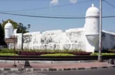 Pojok Beteng Yogyakarta