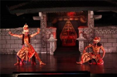 Pertunjukan Ramayana Ballet � Purawisata Yogyakarta