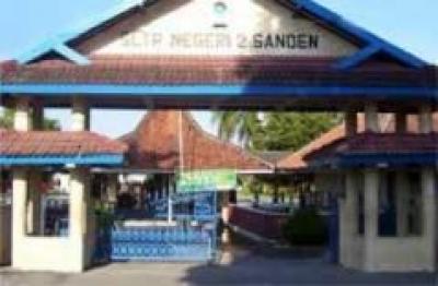 SMP negeri 2 Sanden