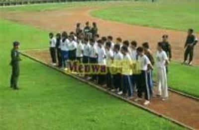 Stadion Pancasila UGM Yogyakarta