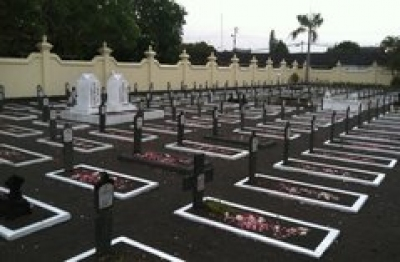 Taman Makam Pahlawan Kusumanegara