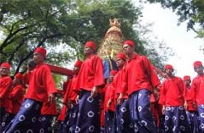 Upacara Grebeg Maulud di Yogyakarta