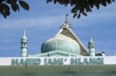 Masjid Pathok Negara Mlangi Yogyakarta