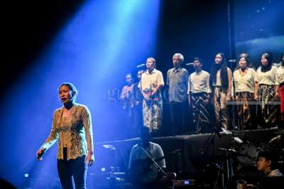 Ibadah Musikal untuk Djaduk Ferianto