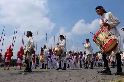 Marching Band Keraton Yogyakarta