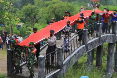 Pasukan Pembawa Bendera Merah Putih