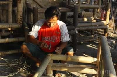 Perajin Bambu (Wirawan K-2019)