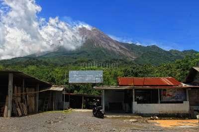Gunung Merapi Siaga