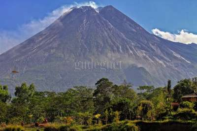 Eksotisme Gunung Merapi