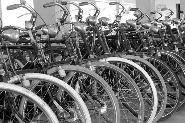 Toko sepeda beserta aksesoris di wilayah Semarang dan