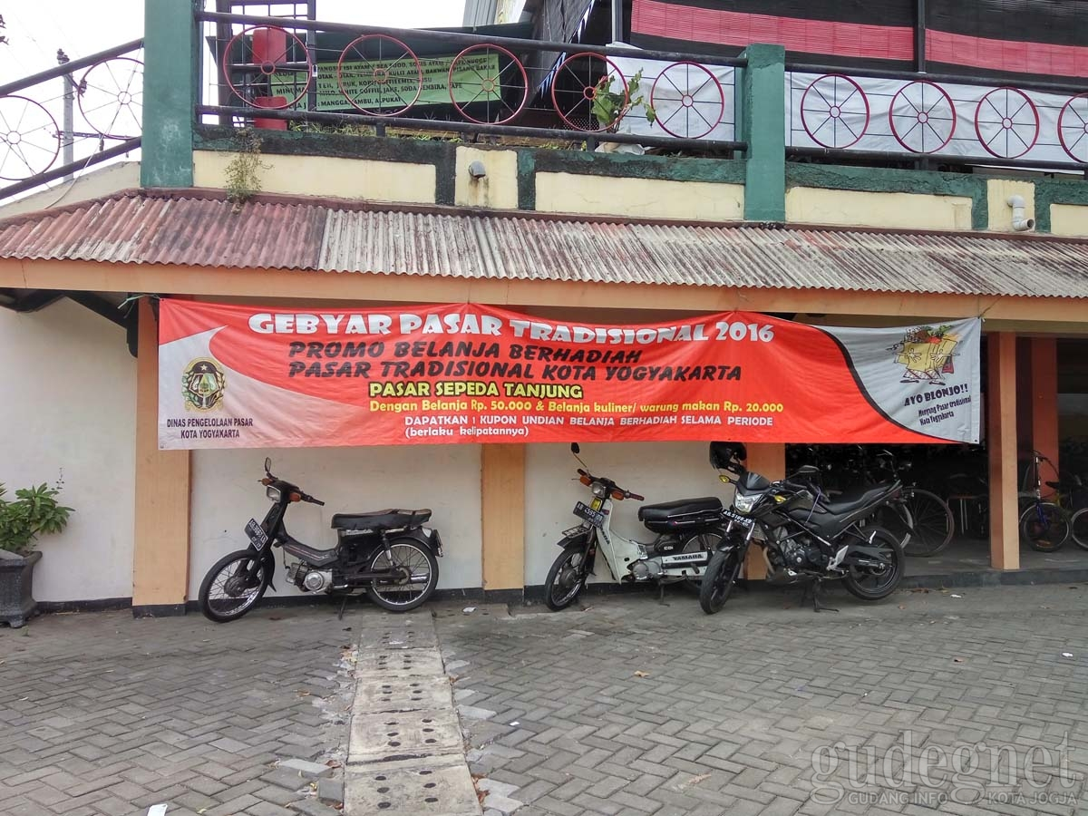 Pasar Sepeda Tunjungsari Yogyakarta Yogya | GudegNet