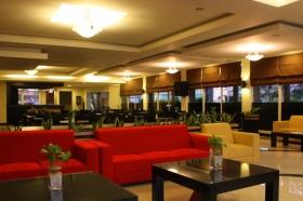 Lobi Hotel Grage Yogyakarta