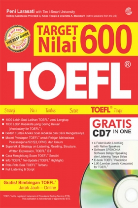Target Nilai 600 TOEFL