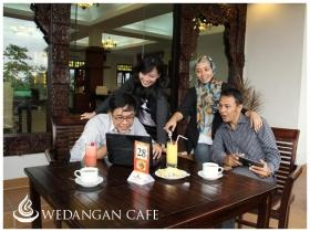 Wedangan Cafe di Cupuwatu Resto